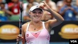 Turnamen tenis puteri WTA tidak memakai perusahaan Sony Ericsson sebagai sponsor utama tahun depan (foto: dok).