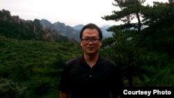 中山大学亚太研究院国际问题学者张宇权 (张宇权提供)