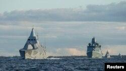 Міжнародні військові навчання Northern Coasts 2014 за участі Фінляндії
