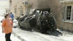 حمله هوايی آمريکا به ستيزه جويان مورد حمايت جمهوری اسلامی در عراق