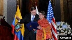 Fulbright en Ecuador ha beneficiado a más de 2.000 ecuatorianos con estudios superiores y de post grado en los Estados Unidos.
