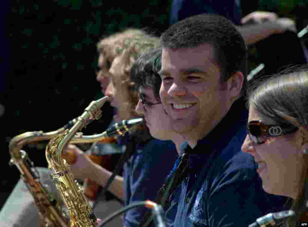 Джаз с иезуитами