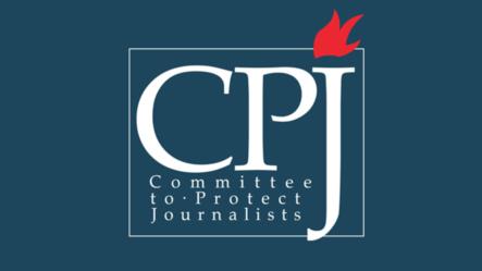 国际人权组织保护记者委员会标识