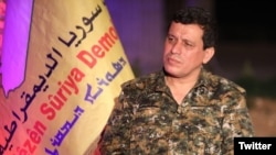 SDF General Mazloum Abdi
