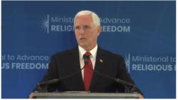 焦点对话:美国推动人权问责法,动到中国哪些人?
