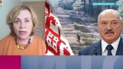 Раса Юкнявичене : Лукашенко использует мигрантов против ЕС