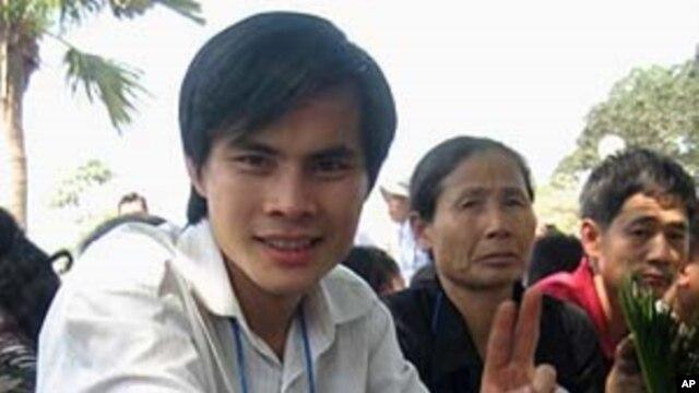 Blogger Paulus Le Van Son, một trong những blogger bị chính quyền Việt Nam bắt giam