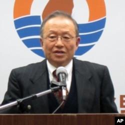 台灣投資中國受害者協會理事長高為邦