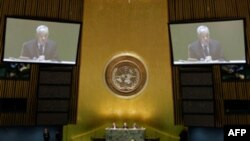 Arapsko proleće, Bliski istok - teme UN