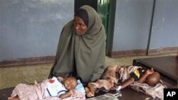Εντείνονται οι προσπάθειες για την διανομή τροφίμων στην Σομαλία