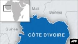 Văn phòng ngân khố Côte D'Ivoire bị hỏa hoạn