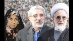 عبادی: ارجاع پرونده حصر موسوی و کروبی به شورای امنیت ملی غیر قانونی است