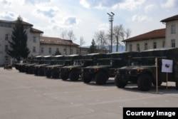 Vozila Humvee su vrijedna donacija Vlade SAD-a Oružanim snagama BiH