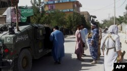 7 Temmuz 2021 - Afganistan'da Badgis'in başkenti Kale-i Nev'e Taleban militanlarının baskını sonrası Afgan güçleri bölgeyi yeniden kontrol altına aldı
