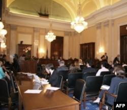 参议院听证