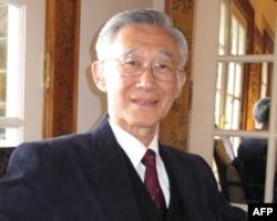 台湾前监察院长陈履安