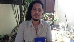 """""""O Livro do Deslembramento"""" regressa a Luanda no pós-Bicesse - 18:35"""