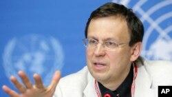 Dr. Mario Raviglione, direktur Global TBC Program WHO (Foto: dok. AP Photo/KEYSTONE/Salvatore Di Nolfi)