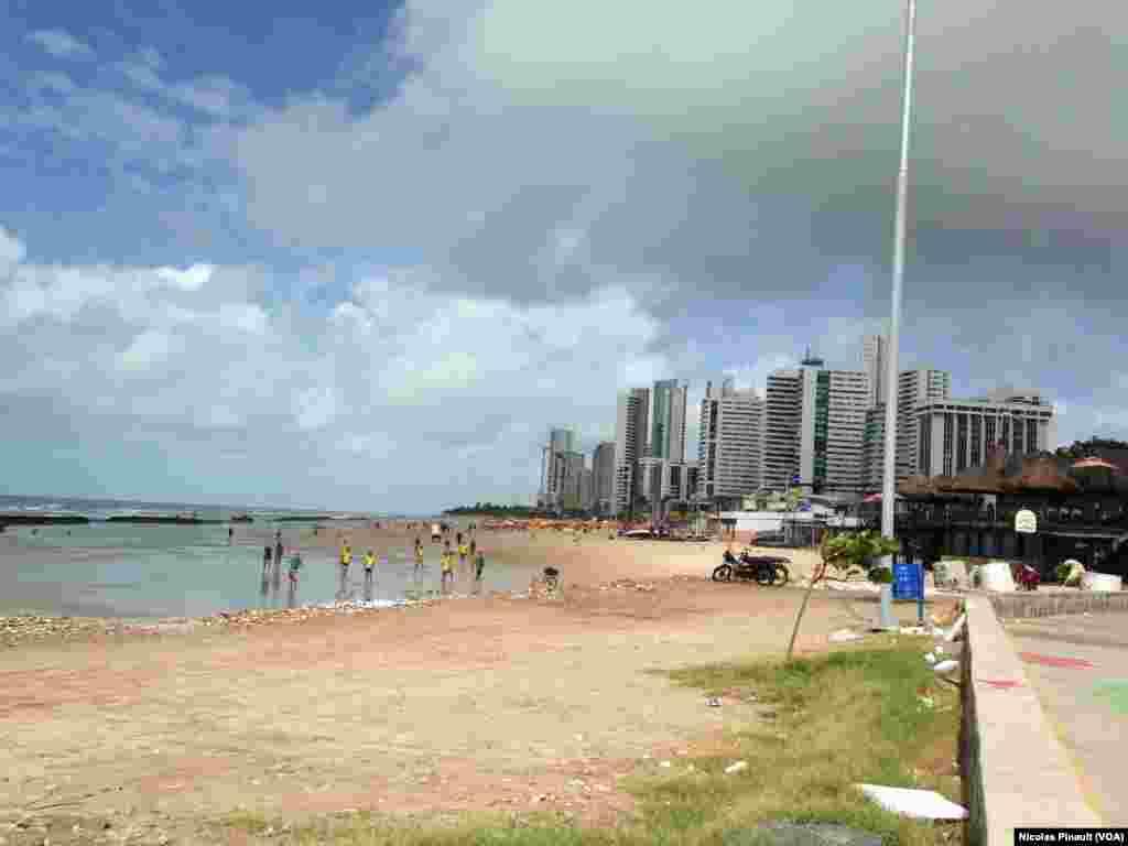 Une vue de Recife
