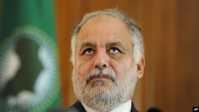 Ông Al-Mahmoudi là thủ tướng cuối cùng của ông Gadhafi trước khi chính phủ của nhà độc tài này sụp đổ
