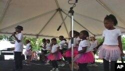 Меѓународен детски фестивал во Вашингтон