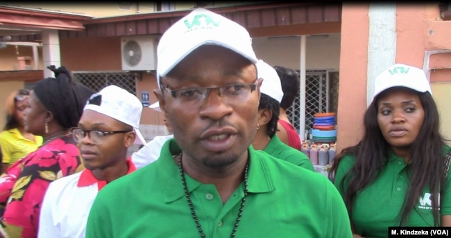 Christian Chindo Ngong, official of the NGO Voice of the Voiceless, says Cameroon's government must also do more to help end the conflict.