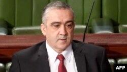 Le ministre de l'Intérieur Lotfi Brahem à Tunis, le 11 septembre 2017.