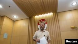 Bambang Widjojanto, wakil ketua KPK (Foto: dok.)