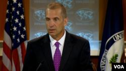 美国国务院副发言人马克·托纳(图片来源:美国国务院)