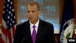Mark Toner, vocero del Departamento de Estado, defendió el informe de Tráfico Humano 2015 como objetivo, creible y sólido.