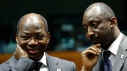 Thieman Hubert Coulibaly, Mali Ministri min be a Djamana Werew Tchie Gninabow Be kouma Ben Gafe Kan