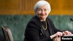 Janet Yellen ofreció el discurso de inauguración de la Conferencia sobre Política Monetaria y Estabilidad Financiera.