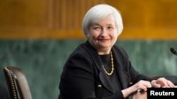 Gubernur Bank Sentral AS Janet Yellen