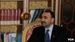 Balkh Governor Atta M. Noor