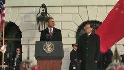 آغاز مذاکرات رسمی آمریکا و چین در کاخ سفید