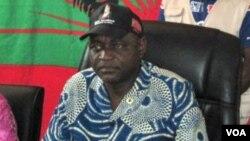 Victorino Nhany, secretário nacional para os Assuntos Eleitorais da UNITA