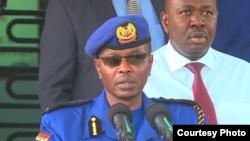 Inspekta Jenerali wa Kenya Joseph Boinnet
