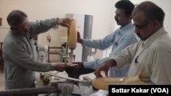 Pakistan Quetta Artificial Limbs