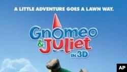"""""""Gnomeo & Juliet"""" - vrtni patuljci kao Shakespeareovi tragični ljubavnici"""