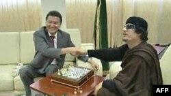 Kaddafi İçin Uluslararası Tutuklama Emri