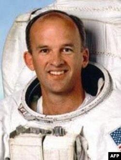 宇航员杰弗里•威廉斯