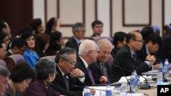 Một cuộc họp của APEC 2017