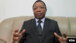 Alberto Augusto, Director Nacional de Desminagem de Moçambique
