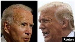 Trump et Biden s'affrontent par écrans interposés
