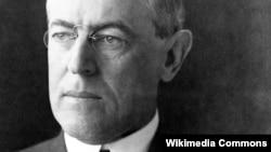 Woodrow Wilson fue presidente de EE.UU. durante la pandemia de gripe española.