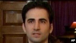 Amir Mirza Hekmati jovem irano-americano condenado a pensa de morte por espionagem no Irão