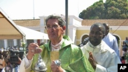 Arcebispo de Malanje, Dom Luís Maria Onraita (arquivo)