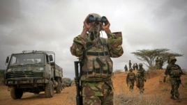 Kenya Defense Forces prepare to occupy Kismayo in October, 2012 to enforce charcoal ban. One year later, exports increased to more than $25 million.