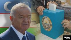 Islom Karimov uchun bu to'rtinchi saylov, vaholanki, bosh qomusga ko'ra, bir kishi ikki muddat prezidentlik qila oladi xolos. Hukumat tushuntirmaydi.