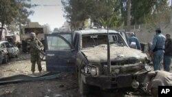 Bạo động ở Afghanistan